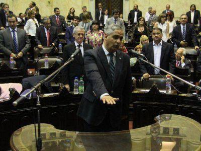 Juraron diputados nacionales que representan a la provincia