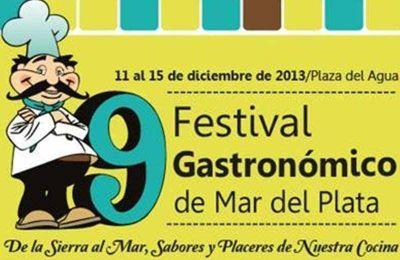Un clásico: el Festival Gastronómico de Mar del Plata