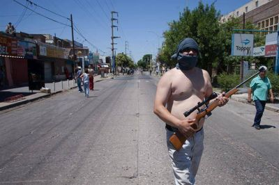 Hay cerca de 100 detenidos en C�rdoba tras los saqueos