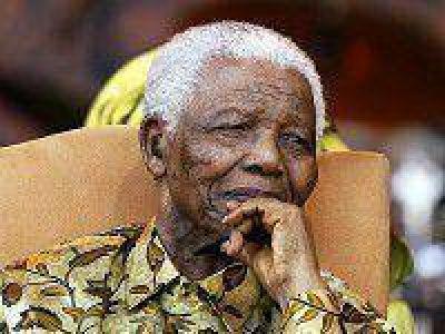Falleció Nelson Mandela