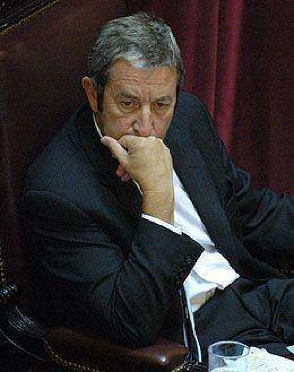 Julio Cobos aseguró que su única salida del cargo, sería el juicio político