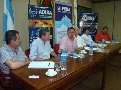 Se reunieron cámaras de comercio de la región