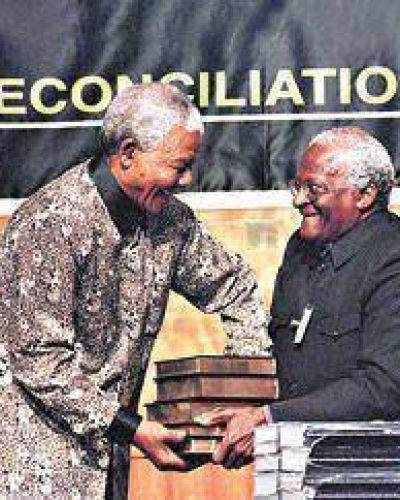 El desmantelamiento del apartheid