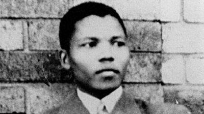 """Los momentos más destacados en la vida de """"Madiba"""""""