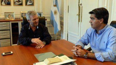 Carlos S�nchez fue designado como nuevo jefe de la Aduana