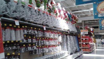 La mesa de Navidad se servirá con precios 21,9% más caros