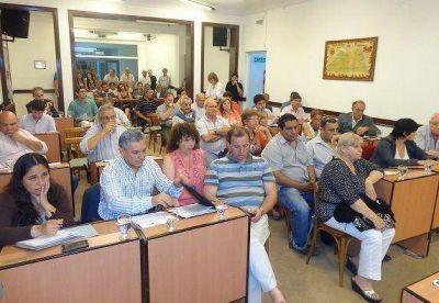 El HCD de San Fernando aprobó la creación y el aumento de tasas