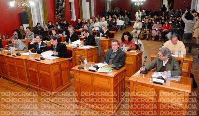 El gobierno local consiguió la aprobación del presupuesto y de la Fiscal Impositiva