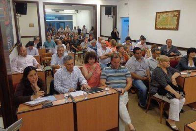San Fernando aprobó el Presupuesto para 2014