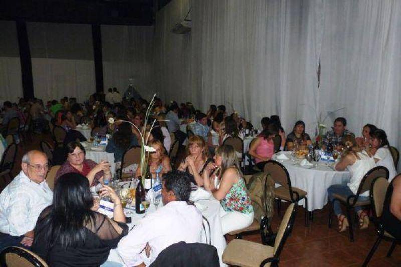 El Sindicato de Salud Pública celebró con cena el Día de la Enfermería