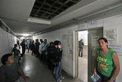 Hospitales bonaerenses: faltan médicos en las guardias e insumos