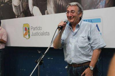 El PJ marplatense presentó su lista y convocó a los afiliados a votar