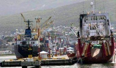 Tierra del Fuego. Asumió formalmente Lagraña en Puertos