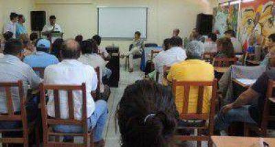 IUF concluyó el primer curso de BPA con SENASA
