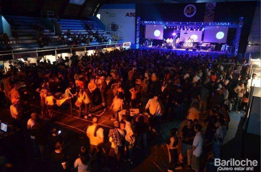 Con gran éxito se realizó la Primera Fiesta Municipal de la Cerveza Artesanal