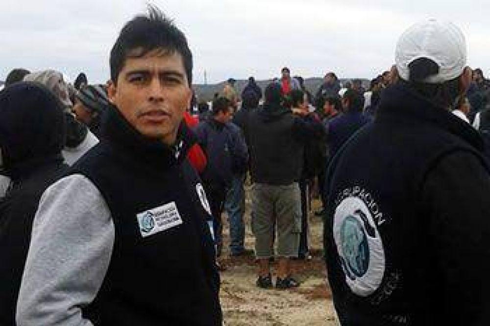 VIDAL DENUNCIA QUE DEJARON EN RUINAS AL GREMIO PETROLERO Y SE LLEVARON TODO