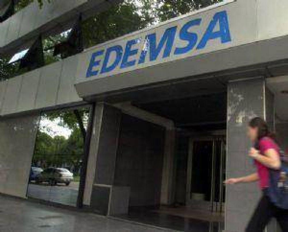 Edemsa debe devolver más de $ 3,5 millones por fallas en 2013