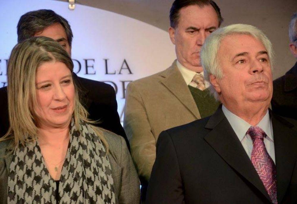 De la Sota echó a la ministra de Seguridad de Córdoba