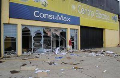 Trágicos saqueos: hubo cinco muertos en Chaco, Jujuy y Entre Ríos