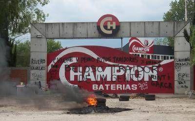 Florencio Varela: Asalto y toma de rehenes en fábrica de baterías Champion