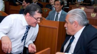 Senado: Ruptura en el FV por la elección del presidente
