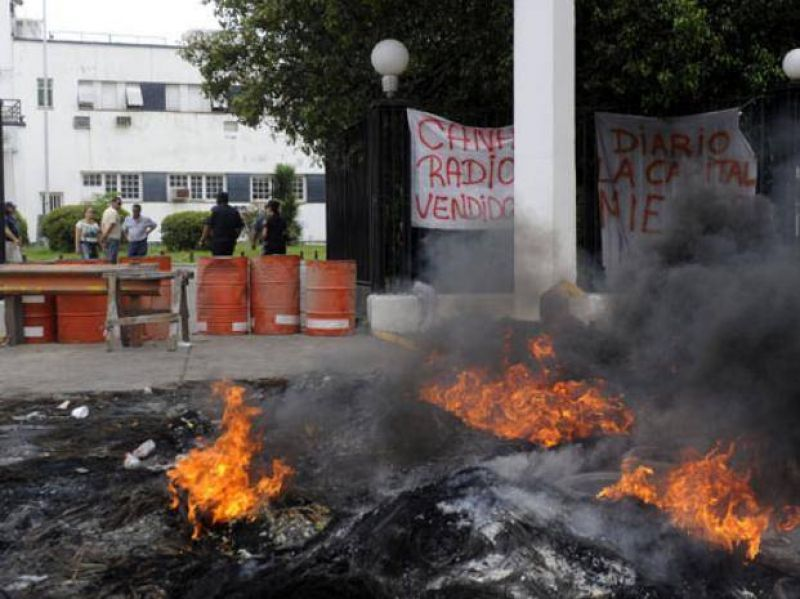 El Sindicato de Prensa repudia las amenazas policiales a periodistas