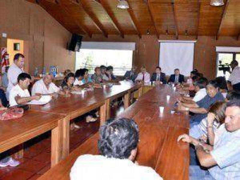 Ayuda extraordinaria: el FGE y la Multisectorial de Jujuy acordaron con el gobierno pasar a un cuarto intermedio