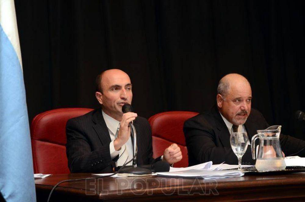 Eduardo Rodríguez es el nuevo Presidente del Concejo Deliberante