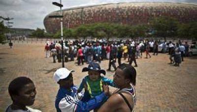 El mundo se congrega en Sudáfrica para despedir a Mandela
