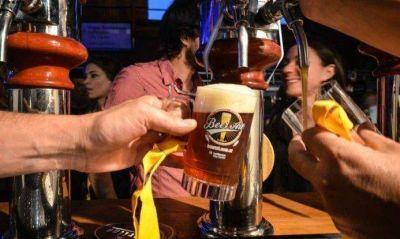 """""""Beer Art"""", una fiesta cada vez más cautivante"""