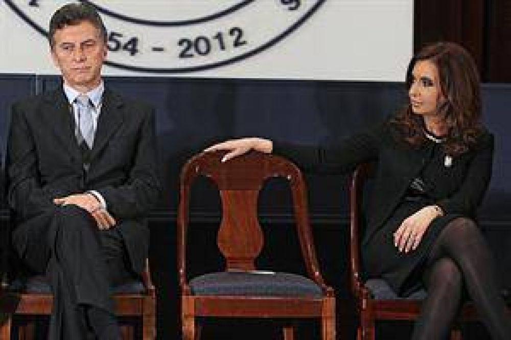 "Mauricio Macri, sobre los saqueos: ""Cristina Kirchner va a tener que hablar"""
