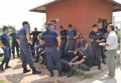 La Policía chaqueña aceptó la propuesta del Gobierno