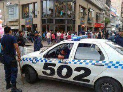 Pese a la presencia de la policía y gendarmería: continúa el temor a nuevos saqueos en Jujuy