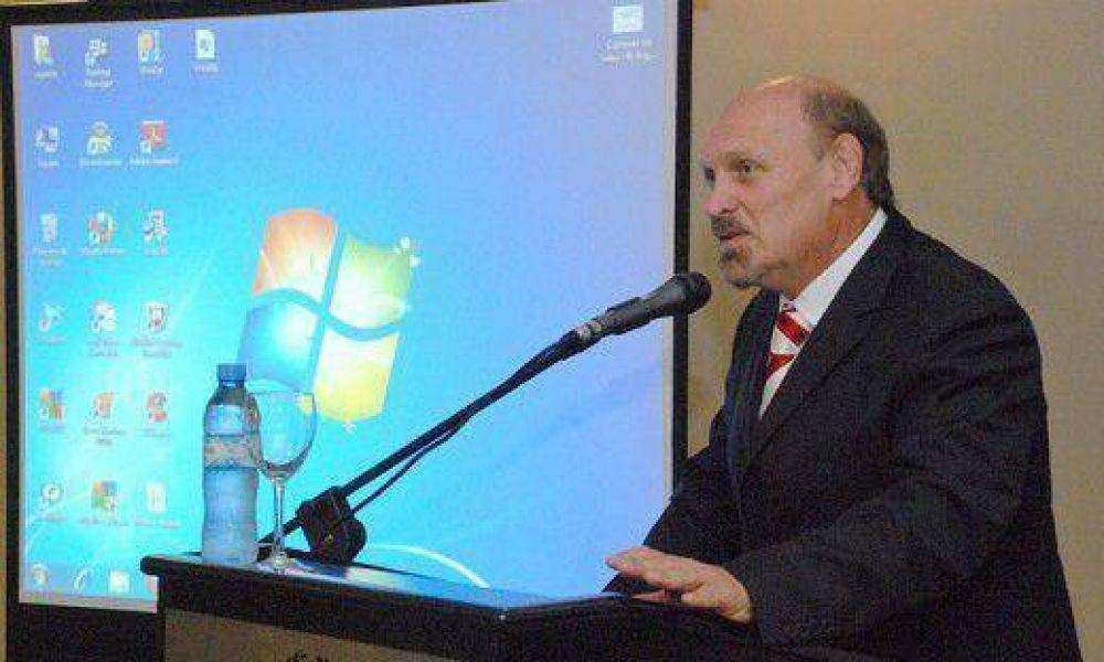 Confirman a Fabián López como nuevo ministro de Agua y Ambiente