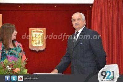 Jorge Capotosti asumió en el Honorable Concejo Deliberante