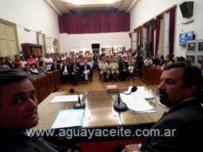 José Cordeviola presidirá el Concejo Deliberante de Azul