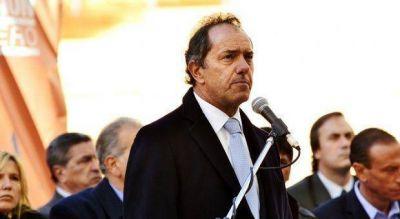 Scioli oficializa nuevos nombres en el gabinete, mientras se definen otros posibles cambios