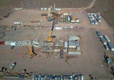 Chevron ingresará 940 millones de dólares para perforar Vaca Muerta