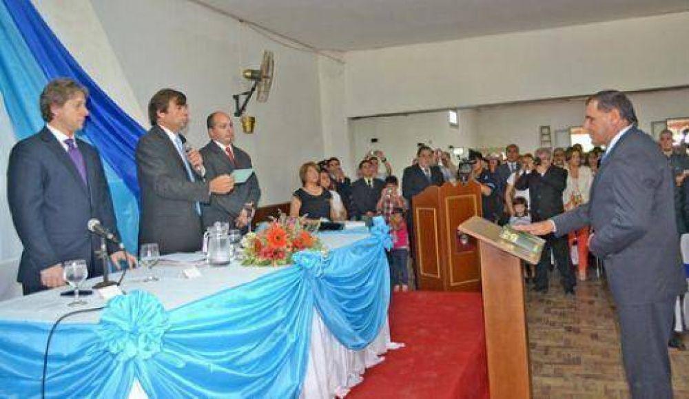 Asumieron los intendentes de Curuzú, Virasoro y Libres