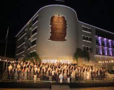 San Juan celebró los 30 años de Democracia Ininterrumpida