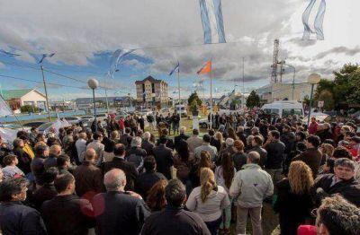 La provincia festejó los 30 años de democracia