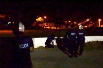 En La Pampa también hubo saqueos e incidentes por la protesta policial