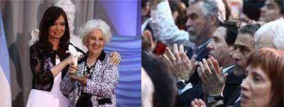 Avellaneda dijo presente en los festejos por los 30 años de democracia