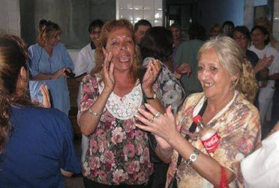 Hospital: afiliados de ATE paran este jueves