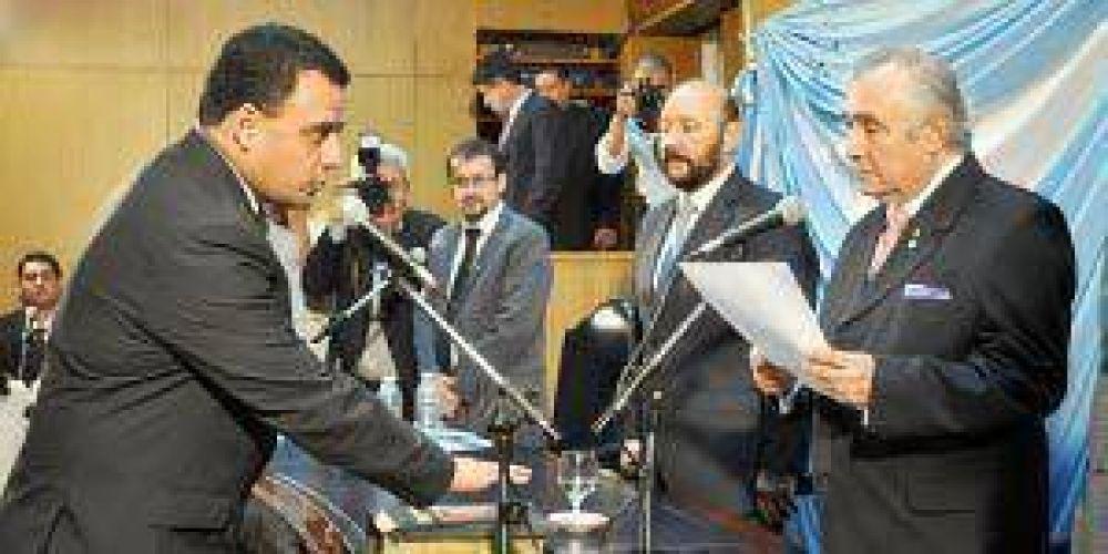 Legislatura: Ayer juraron los diputados provinciales electos