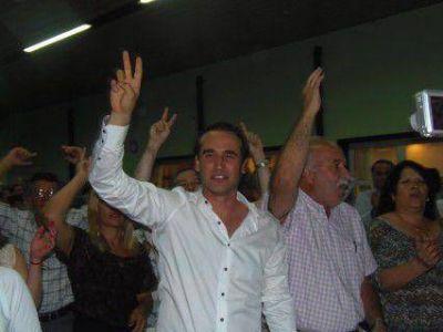 """Sergio Gauna """"nosotros queremos que el peronismo vuelva a triunfar"""""""