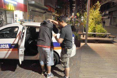 Quedaron detenidas más de 40 de las 65 personas acusadas por los saqueos