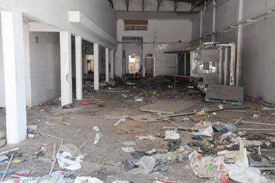 Son 77 los comercios que sufrieron hechos vandálicos durante la protesta policial
