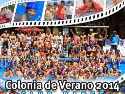 Colonia de vacaciones gratuita en Dina Huapi