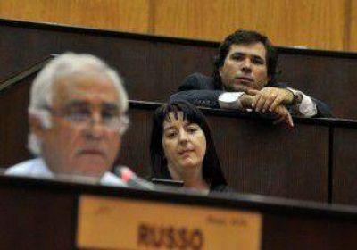 La Legislatura aprob� la Reforma Procesal Penal